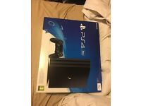 PlayStation 4 PRO 1TB - BRAND NEW