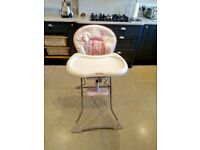 Graco folding High Chair.