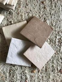 230 Ceramic tiles 10cm x10cm