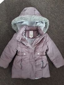 Winter clothes and shoe for girl