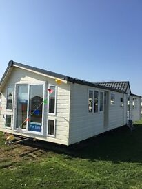 Luxury Static caravan ( holiday home ) for sale on east coast of Yorkshire
