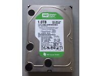 "Western Digital Caviar Green 1TB,Internal,7200 RPM,8.89 cm (3.5"")"