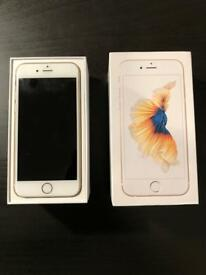 iPhone 6s 64g in White/gold