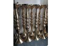 Gold Vase for Hire from £5