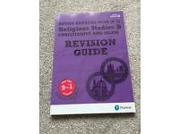 Edexcel GCSE (9-1) Religious Studies B Christianity and Islam Revision Guide