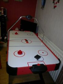 5FT AIR HOCKEY TABLE
