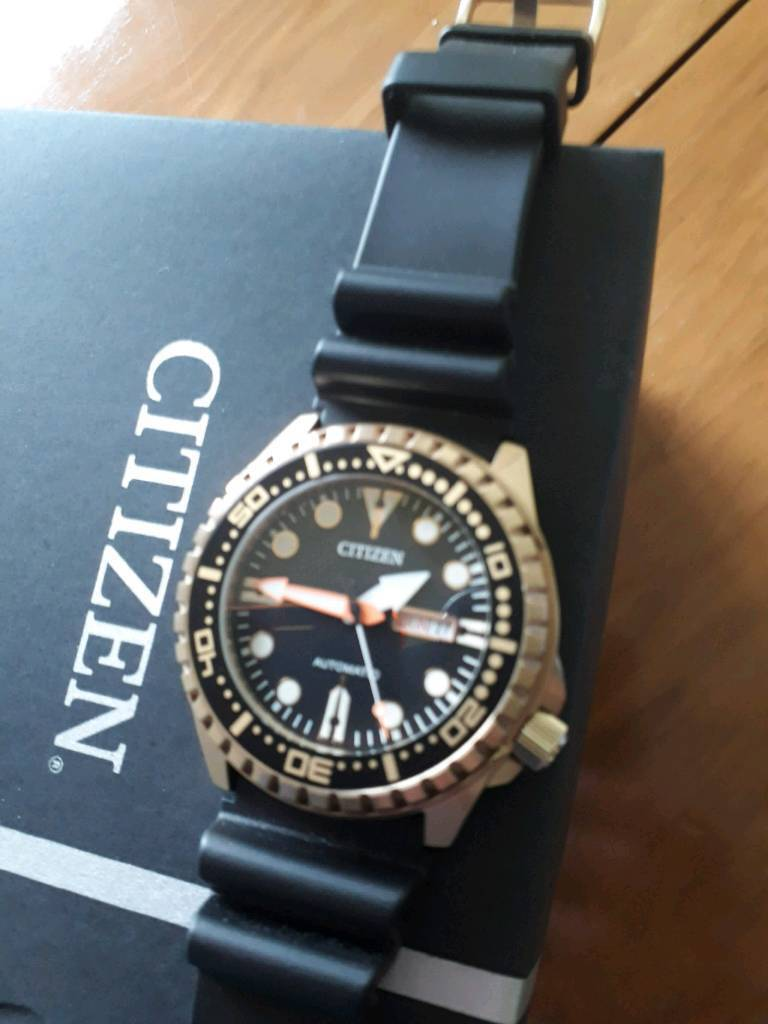 2b5324d847f Citizen and Casio men s divers watch
