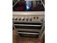 600mm wide Hotpoint electric cookeer
