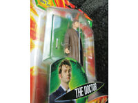 Dr Who Poseable Figure
