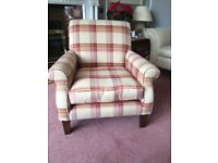 Laura Ashley Armchair v good condition, from a smoke free, pet free home