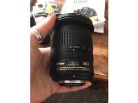 Nikon NIKKOR AF-S 10-24mm F/3.5-4.5 AF-S ED Lens RRP £475