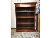 Rosewood bookcase. Handcrafted.