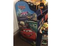 Cars toys storage unit
