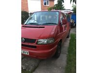 VW Caravelle 1998 2.4 Diesel Non Turbo Manual Gear shift