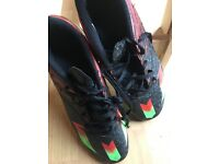 Messi boots size 5