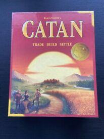 NEW Catan board game