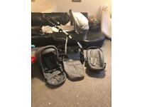 Baby buggy set