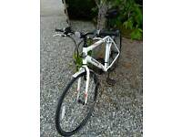 2015 Hybrid sports bike