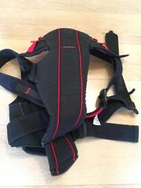 Baby Bjorn Carrier with cover