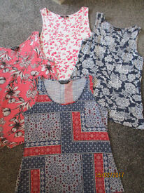Ladies Tops size 14 dorothy perkins