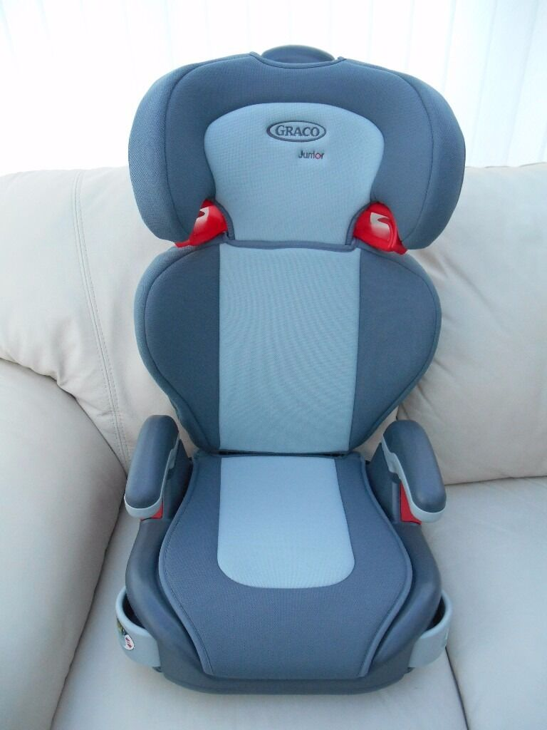 Graco Junior Maxi Group 2 3 Car Seat With Cup Holders
