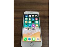APPLE IPHONE 6 16GB SILVER (UNLOCKED)(EXCELLENT CONDITION)