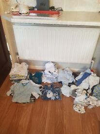 Selection off Baby boy 0 to 3 clothes for sale