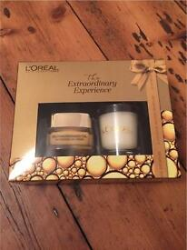 L'OREAL The Extraordinary Experience Gift Set
