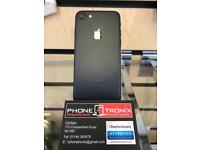 iPHONE 7 128GB, SHOP RECEIPT & WARRANTY, EXCELLENT CONDITION, UNLOCKED