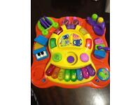 Baby musical toy
