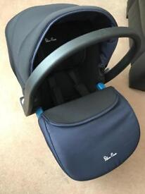 Silver cross baby car seat immaculate