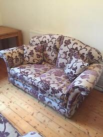 Custom made M&S sofas - great condition
