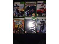 Xbox360 & accessories.