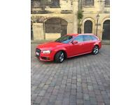 Audi A4 Avant Sline SPECIAL EDITION 61 plate