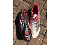 Warrior gambler football boots