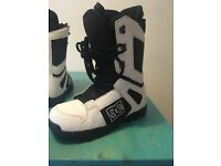 Never used DC Snowboard Boots