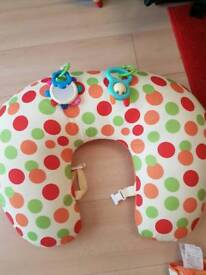 Clevamama 10 in 1 baby pillow