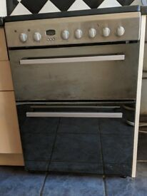 Indesit Double Electric Cooker £200 ONO
