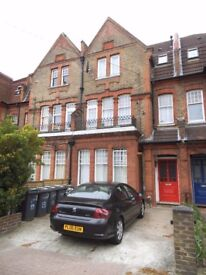 Spacious bedsit in this lovely Victorian Building w