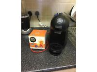 Krups Nescafe Dolce Gusto Coffee Machine - Used Great Condition - Black