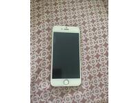Iphone 6 16 gb unlocked white and gold