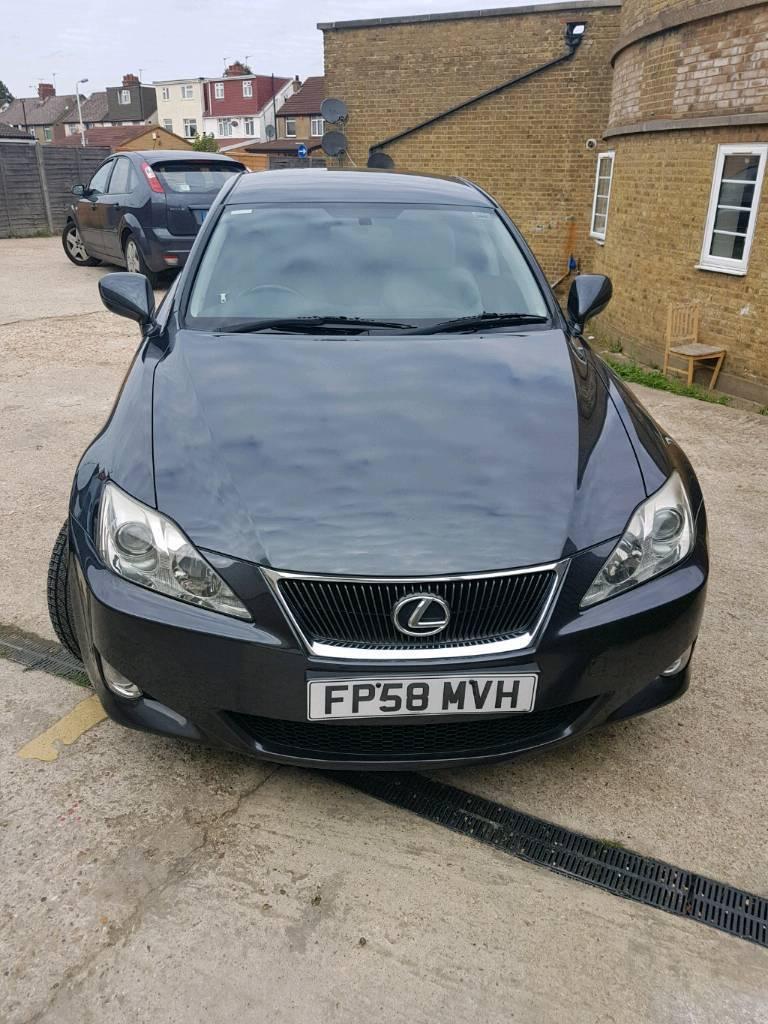 Lexus is220d 2008
