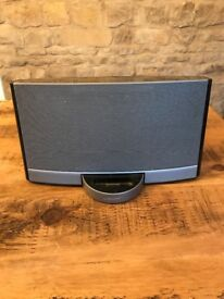 Bose sound dock for iPhone and ipod