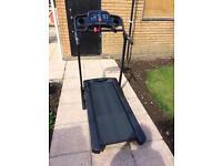 York t501 motorized treadmill rarely used