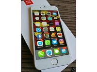 Apple iPhone 6 good condition with box and charger