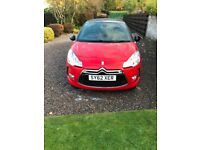 Citroen DS3 DSTYLE+ 26/11/2012, FULL service history (RED)