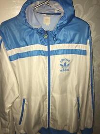 Adidas jacket size medium/large