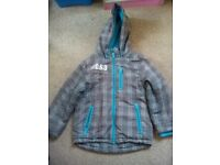 Boys coat age 4-5