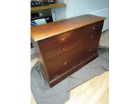 Chest of Drawers With Shoe Storage, Solid wood