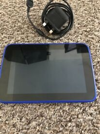 Tesco hudl tablet and charger